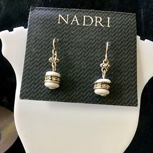Nadri Dangle Earrings